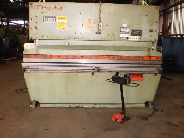 4376 - Border Shearing Machine - BEYELER - Type: P-110x3100MM