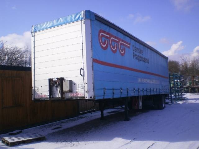 4926 - City Trailer - Curtainside Trailer - ZORZI