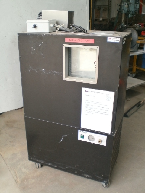 5512 - Freezer - HETOFRIG - Type: KP23SP