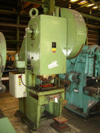 1156 - Eccentric Press - STANKO - Type: KB.2128 - 63 Ton