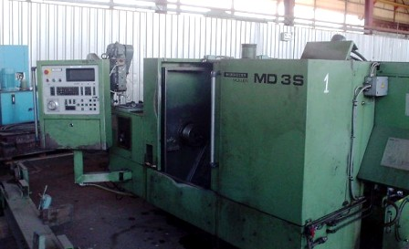 586 - CNC Lathe - Gildemeister / Müller - Type: MD3S